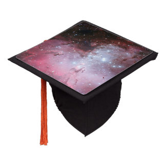 Eagle Nebula Graduation Cap Topper