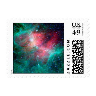 Eagle Nebula (Infrared) Stamps