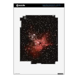 Eagle Nebula iPad 3 Decal