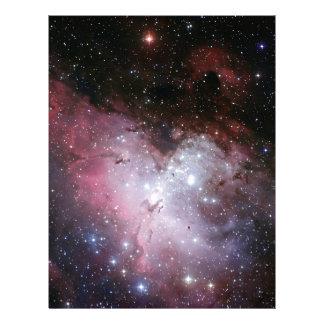 Eagle Nebula Letterhead