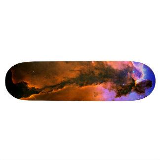 Eagle Nebula, M16 - Awesome Space Images Skateboard Deck