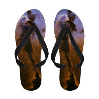 Eagle Nebula M16 Sandals