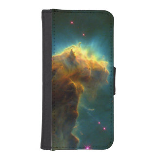 Eagle Nebula M16 Hubble Astronomy iPhone SE/5/5s Wallet