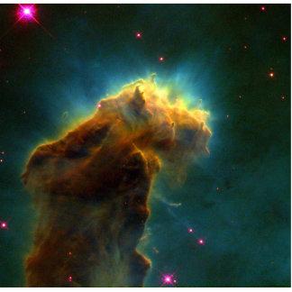 Eagle Nebula M16 Hubble Cutout