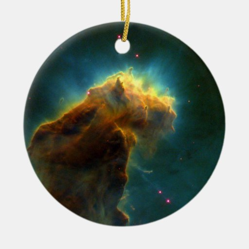 Eagle Nebula M16 Hubble Ornaments