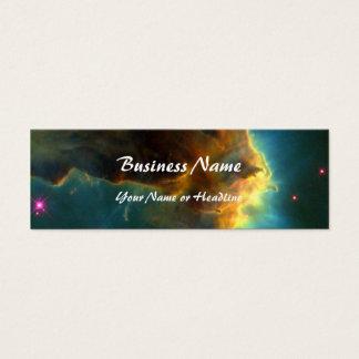 Eagle Nebula M16 Hubble Space Mini Business Card