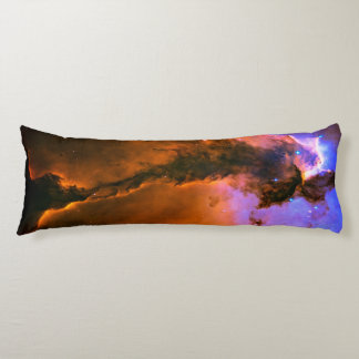 Eagle Nebula, M16 - outer space image Body Pillow