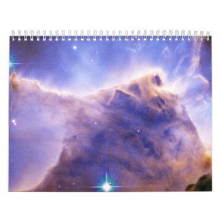Eagle Nebula (M16) Pillar Detail- Portion of Top Calendars