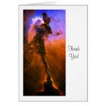 Eagle Nebula, M16 - Saying Thank You Greeting Cards