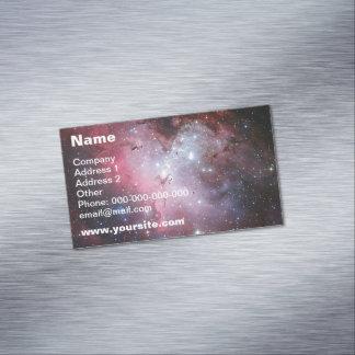 Eagle Nebula Magnetic Business Card