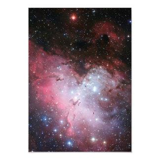 Eagle Nebula Magnetic Card
