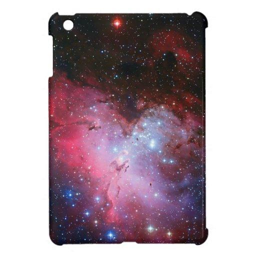 Eagle Nebula, Messier 16 - Pillars of Creation iPad Mini Cover