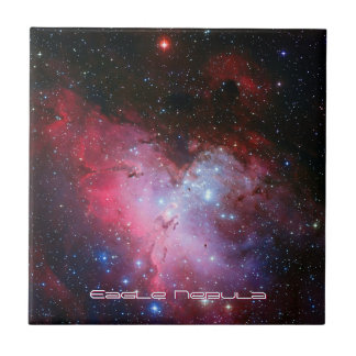 Eagle Nebula, Messier 16 - Pillars of Creation Tile