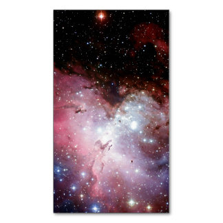 Eagle Nebula (outer space) ~.jpg Magnetic Business Card