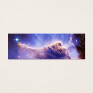Eagle Nebula Pillar Detail (Hubble) Mini Business Card