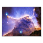 Eagle Nebula Pillar Detail (Hubble) Photographic Print