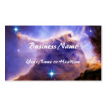 Eagle Nebula Pillar Detail Space Business Cards