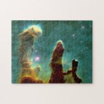 Eagle Nebula Pillars in Beautiful Outerspace Puzzles