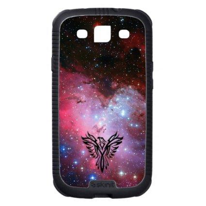 Eagle Nebula Pillars of Creation universe backdrop Samsung Galaxy SIII Case