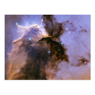 Eagle Nebula Postcard