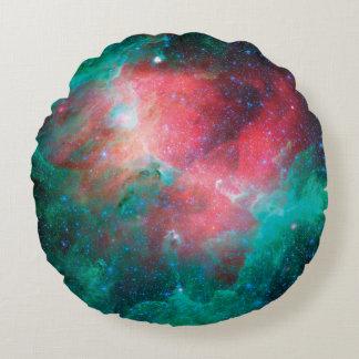 Eagle Nebula Round Pillow