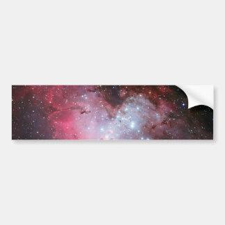 Eagle Nebula Space Astronomy Car Bumper Sticker