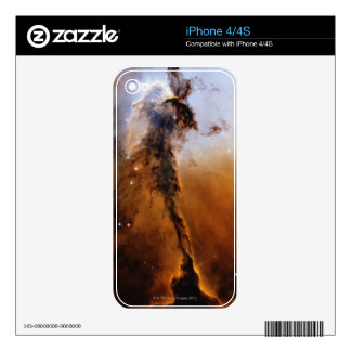 Eagle Nebula star Decal For The iPhone 4S