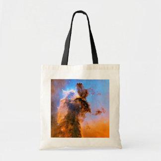 Eagle Nebula Stellar Spire Canvas Bag
