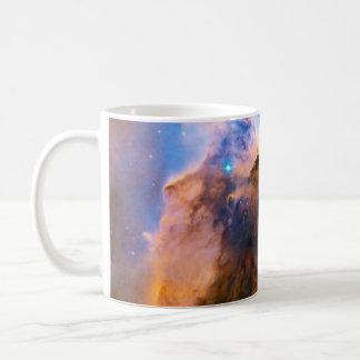 Eagle Nebula Stellar Spire Coffee Mug
