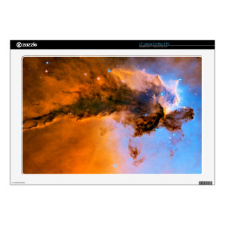 Eagle Nebula Stellar Spire NASA Hubble Space Photo Laptop Skin