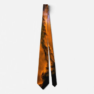 Eagle Nebula Stellar Spire NASA Hubble Space Photo Tie
