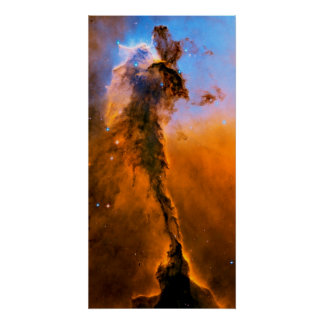 Eagle Nebula Stellar Spire Poster
