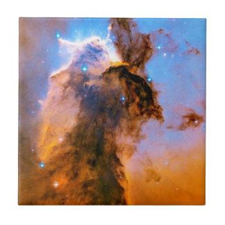 Eagle Nebula Stellar Spire Tile