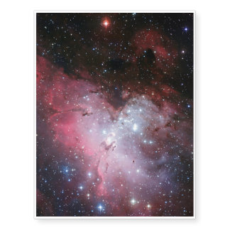 Eagle Nebula Temporary Tattoos