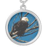 Eagle Nekclace Pendientes Personalizados