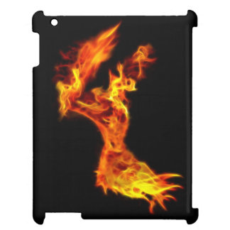 Eagle Of Fire iPad Cases
