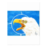 Eagle of Hope Postcard