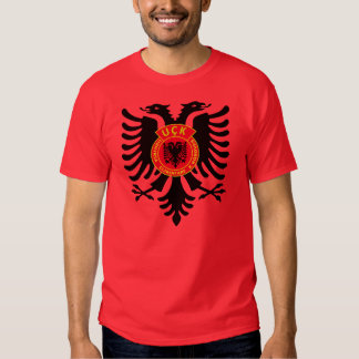 Eagle of UCK/KLA T Shirts