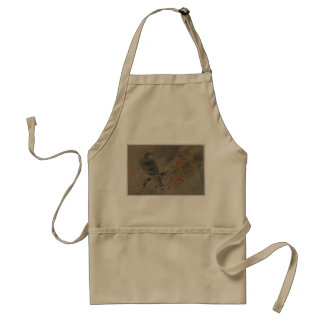 Eagle on a Maple Branch Adult Apron