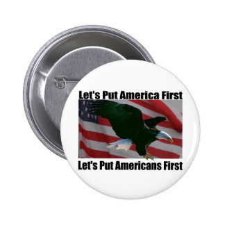 Eagle on Patrol button
