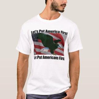 Eagle on Patrol T-Shirt