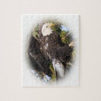 Eagle One Jigsaw Puzzle