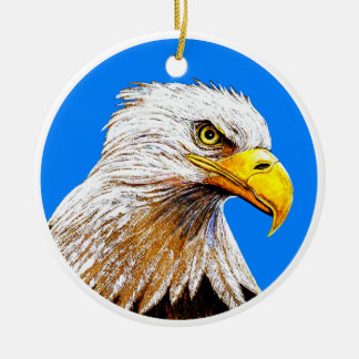 Eagle Christmas Tree Ornaments