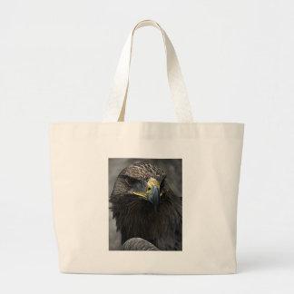 Eagle oscuro bolsa de mano