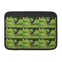 """Eagle Owl 11"""" Macbook Air MacBook Air Sleeve"""
