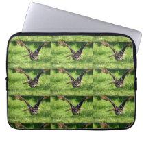 "Eagle Owl 13"" Neoprene Laptop Sleeve"