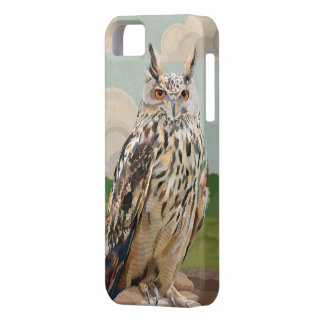 Eagle Owl 2 iPhone 5 Cases