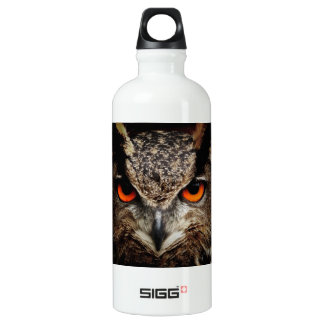 Eagle-Owl Aluminum Water Bottle