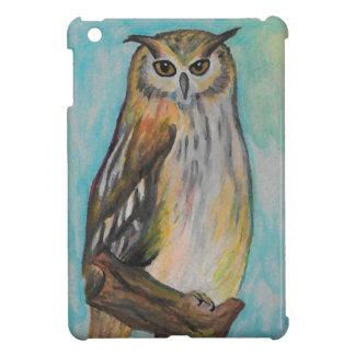 Eagle Owl Artistic iPad mini case