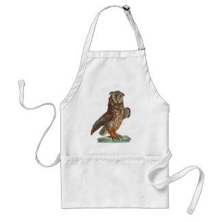 Eagle-Owl - Bubo bubo Adult Apron